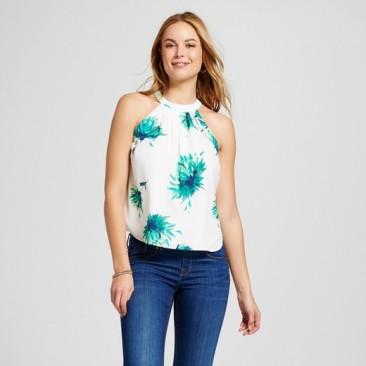 target floral top