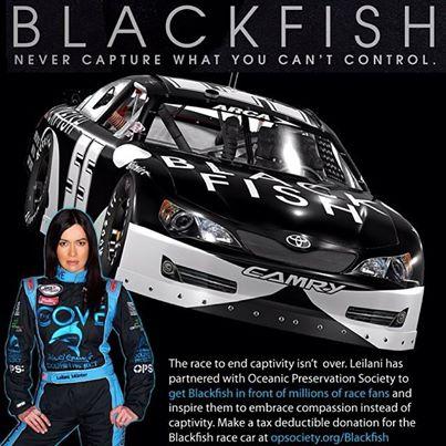 leilani munter blackfish car