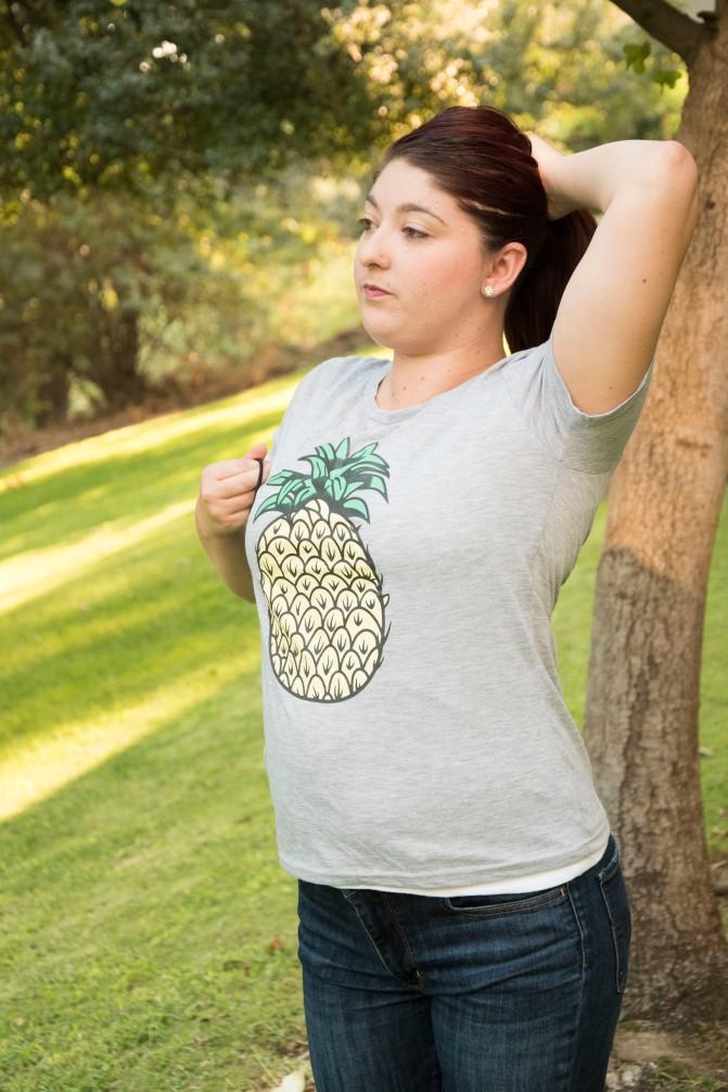 pinapple shirt _2