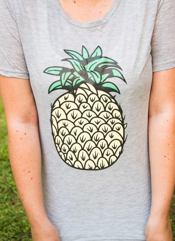 pinapple shirt